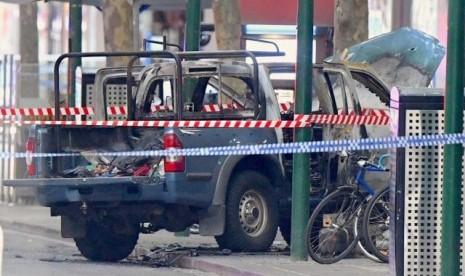 Polisi: Penyerang Berpisau di Melbourne Terinspirasi ISIS
