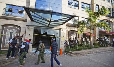 Ledakan Terjadi di Kompleks Perhotelan Kenya