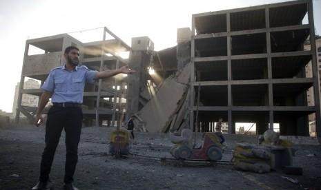 Tak Hanya Perdamaian, RI Desak Lapangan Kerja di Palestina
