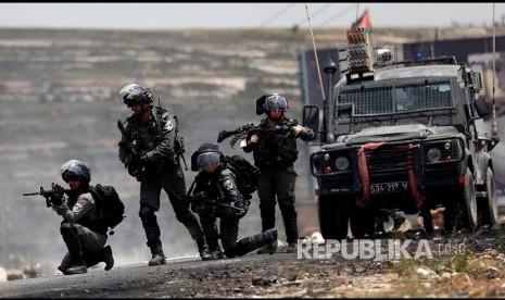 Israel Hentikan Pembangunan Rumah Warga Palestina