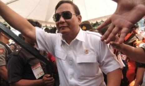 Prabowo tak Janjikan Apapun kepada Penyandang Disabilitas