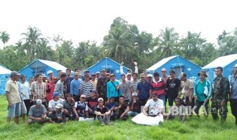 Pengungsi di Sulteng Masih Butuh Tenda