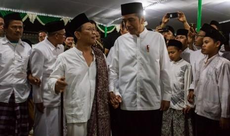 Masuk Tokoh Muslim Berpengaruh Dunia, Jokowi: Tetap Bekerja