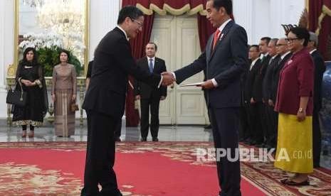 JK dan Dubes Vietnam Bahas Peningkatan Kerjasama Strategis