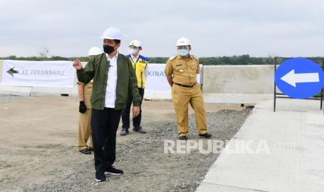 Pemprov Riau Percepat Ganti Rugi 64 Persil Lahan Jalan Tol thumbnail