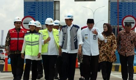 Presiden Resmikan Tol Pejagan-Pemalang dan Pemalang-Batang