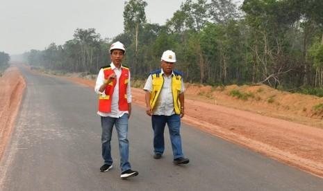 575 Km Jalan Jayapura-Wamena Tembus Seluruhnya