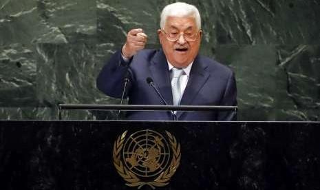 Wanita Palestina Wafat Ditimpuki Pemukim Yahudi, Abbas Marah