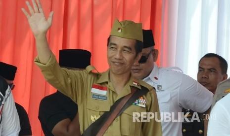 Di Bandung, Jokowi Luruskan Isu PKI Hingga Antek Cina