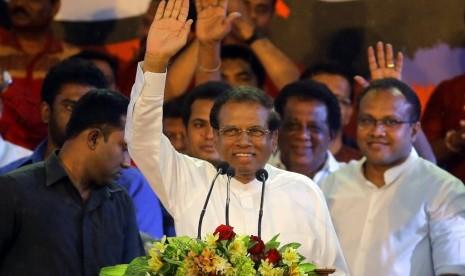 Negara Barat Kecam Pembubaran Parlemen Sri Lanka