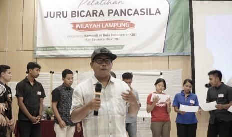 KBI Gelar Pelatihan di Lampung