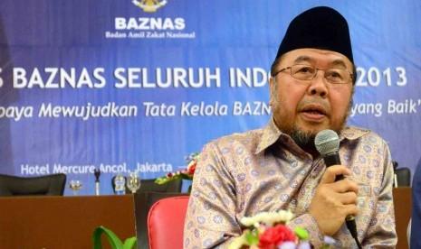 Didin Hafidhuddin: Ulama Sepakat Poligami Bagian Islam
