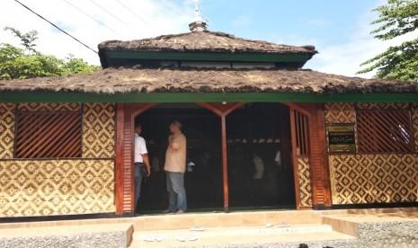 Habis Gempa, Mushala Indah Berdiri di Lombok Utara