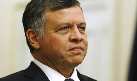 Raja Abdullah II Tutup Akses Israel ke Wilayah Yordania
