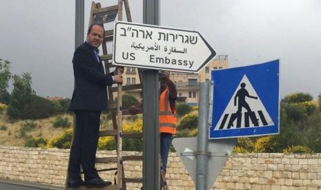 Israel Sebut Australia Buat Kesalahan Akui Yerusalem