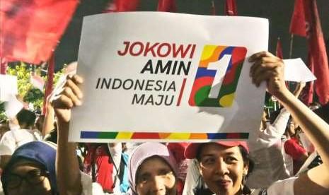 JKSN Jakarta Targetkan 70 Persen Suara untuk Jokowi-Ma'ruf