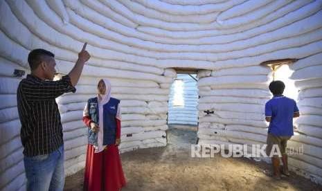 MDMC Bangun 1.000 Hunian Sementara di Sulawesi Tengah