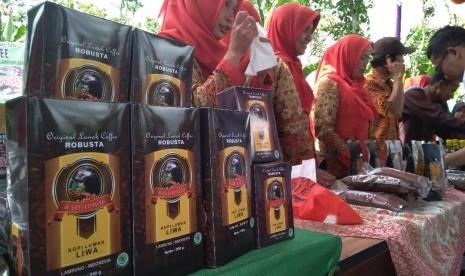 Pemkab Lampung Barat Dirikan Sekolah Kopi