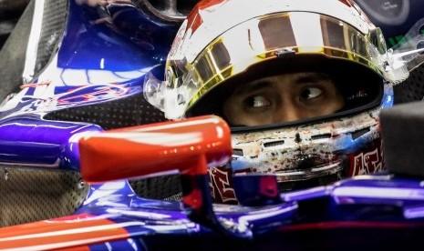 Sean Gelael tanpa Poin pada Seri Pembuka Formula 2