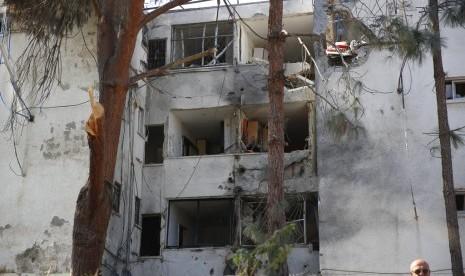 Hamas: Kita Berikan 'Pelajaran' Serius Buat Israel