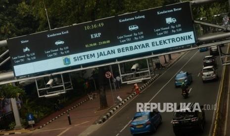 DKI akan Uji Coba Jalan Berbayar 20 Hari