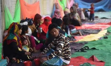 Arab Saudi akan Deportasi 250 Pria Rohingya ke Bangladesh