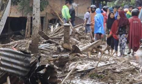 Masa Tanggap Darurat Banjir Pasaman Barat Tujuh Hari