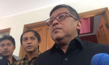 Hasto: Prabowo-Sandi Jangan Manfaatkan Kultur Rakyat Pemaaf