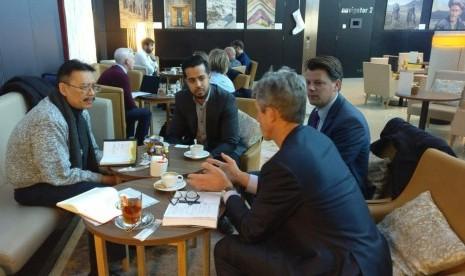 SSI Indonesia Dorong Kemitraan Pengolahan Rempah di UE