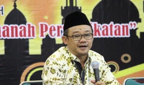 Abdul Mu'ti: Bangsa Indonesia Sejak Lahir Hidup Rukun