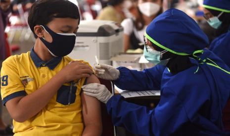Vaksinasi Massal, Pertamina Dukung Percepatan Herd Immunity