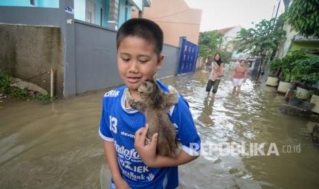 Status Siaga Banjir dan Longsor di Jabar Sampai Mei 2019