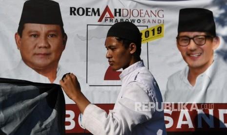 Pelibatan Anak dalam Kampanye, TKN Laporkan Prabowo-Sandi