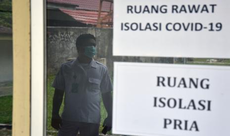 Ketersediaan Tempat Tidur Isolasi Covid-19 di Riau Menipis thumbnail