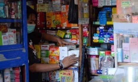 Harga Bahan Baku Hambatan Ekspor Industri Farmasi Indonesia