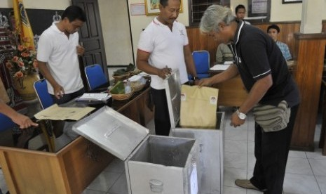 Banggar DPR Akui Kecil Peluang Dana Saksi Pemilu Masuk APBN