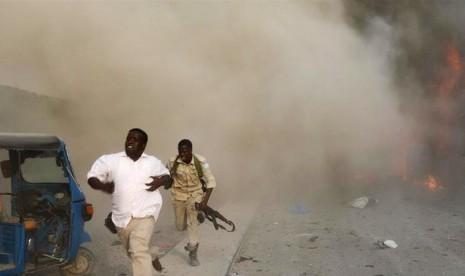 Ledakan di Somalia Tewaskan Dua Jenderal dan Tujuh Pengawal