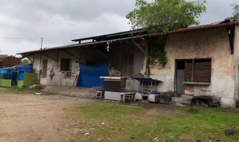Menanti Revitalisasi Stasiun Pulau Air di Padang