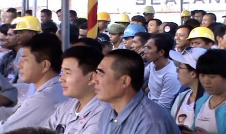 Kemenko Maritim Jelaskan Rencana Kedatangan 500 TKA China