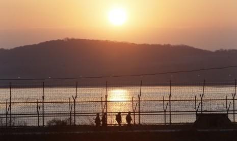 Dua Korea dan PBB Bahas Demiliterisasi di Perbatasan