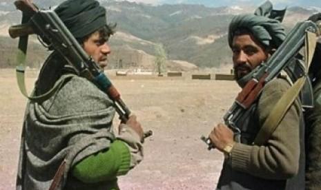 Pasukan Elite Afghan yang Dilatih AS Dipermalukan Taliban