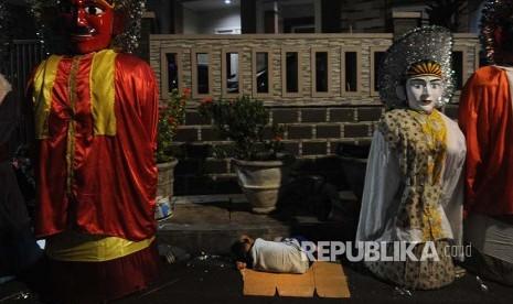 Ondel-Ondel di DKI Jakarta akan Dibina