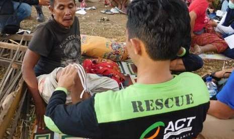 ACT Bangkitkan Ekonomi Lombok dengan Warung Wakaf