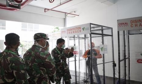 RSD Wisma Atlet Rawat 763 Pasien Positif Covid-19