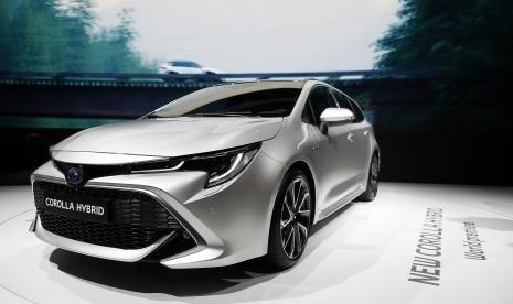 Toyota Raih Bintang Lima untuk Fitur Keselamatan