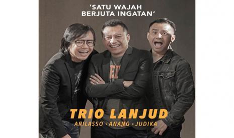 Trio Lanjud Ingin Musik Rock Berjaya Lagi di Indonesia