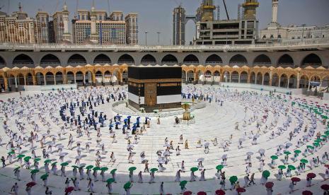 Hikmah Keagamaan Ibadah Haji