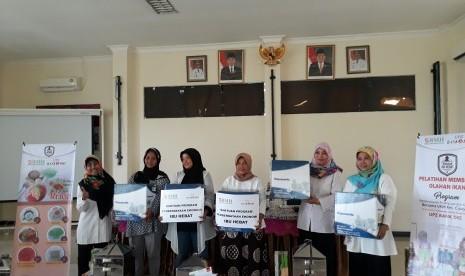 UPZ Bank DKI Dukung Program Sekolah Ibu Hebat BMH