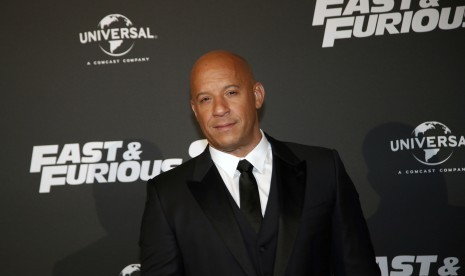 Vin Diesel Bocorkan Spin-Off Fast & Furious