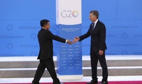 Wapres: G20 Harus dapat Atasi Tantangan Ekonomi Global